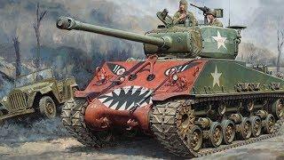 Американские МОНСТРЫ времен Второй мировой. Лучшие американские танки второй мировой
