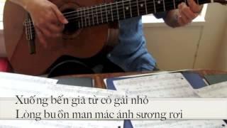OASIS. GUITAR B0LÉR0. Poem: Hồ Thanh Nhã. ♫ Music: Hào Quốc. Bến Nước Cù Lao