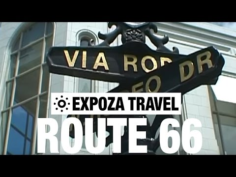 Route 66 Vacation Travel Video Guide • Great Destinations