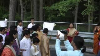 Kumbhabishekam - Guruvayurappan Temple, Morganville, NJ Jul 01, 2012