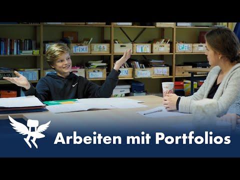 Portfolio - Dialogische Form Der Leistungsbeurteilung