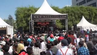 Goofy Dorf Feat Aziz Vandeskamafia (Yogyakarta) live at Jambore Ska Indonesia