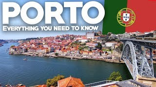 Porto Portugal Travel Guide: Everything you need to know
