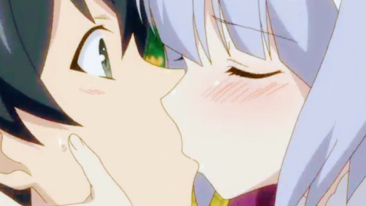 Pin on Anime kiss, Anime kiss in bed, Anime passionate kiss