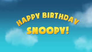 Do the Snoopy dance for  HD 720p 960p 1080p