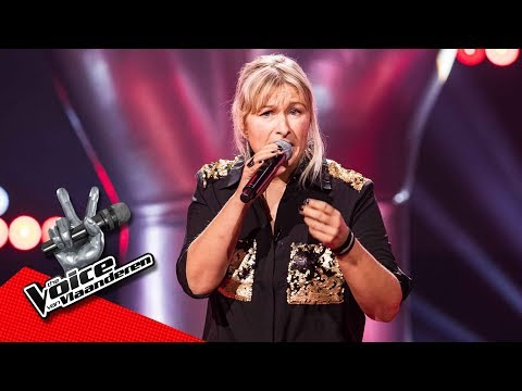 Eef zingt 'Upside Down' | Blind Audition | The Voice van Vlaanderen | VTM