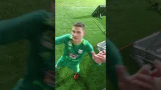 Szombathelyi Haladás - Ferencváros 2017.11.25.