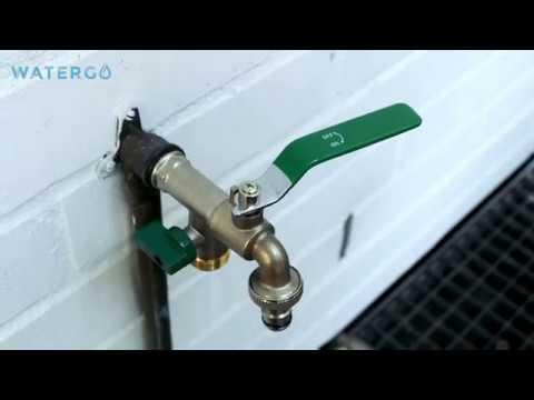 watergo-solutions-doppelauslaufhahn-installation