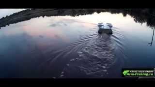 кораблик bait boat для рыбалки своими руками часть 4 тест на пруду в коноково