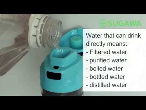 Sugawa O Water の Hydrogen - User Guide