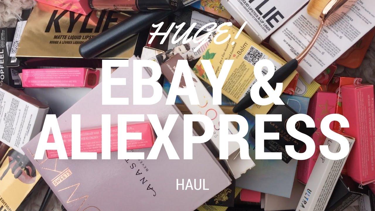 676ee21609 HUGE EBAY   ALIEXPRESS HAUL!  1 - YouTube