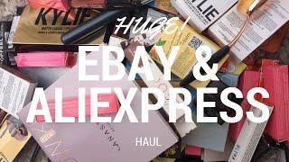 HUGE EBAY & ALIEXPRESS HAUL! #1