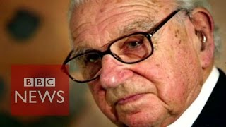Sir Nicholas Winton: The life of a Holocaust hero - BBC News