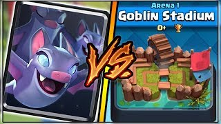 BATS TROLLING ARENA 1 IN CLASH ROYALE | FUNNY MOMENTS & BATS GAMEPLAY! thumbnail