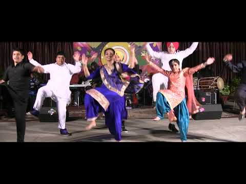 Bhangra by Students of Ishmeet Singh Music Institute-2018