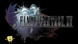 Final Fantasy XV Characters Portrayed by Spongebob