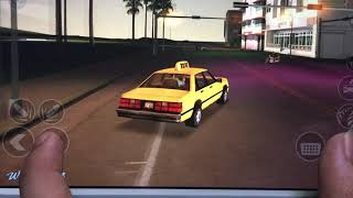 Gta vice city vapid taxi ( ford Ltd )