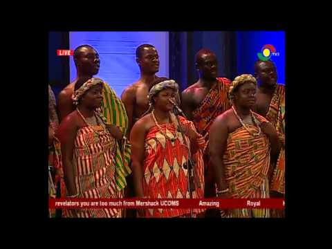 Patriotic Songs performed by Amazing Chorale