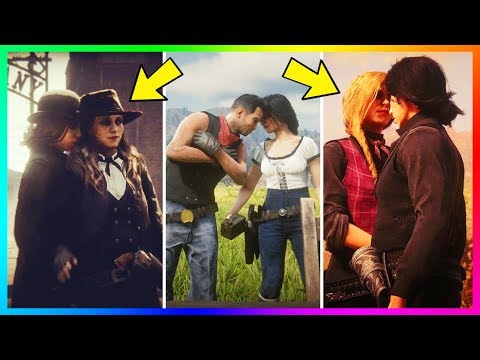 5 Reasons Why Playing As A Female Character Is MUCH BETTER In Red Dead Online!