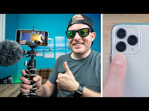 IPhone 11 Pro Camera Review - Testing The ULTRA WIDE, Wide, Telephoto And TrueDepth Cameras