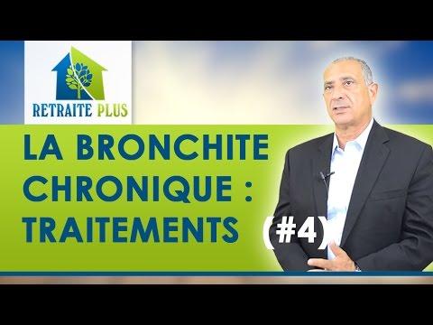 bronchite#bronchite chronique sang de salive crachats sanglants
