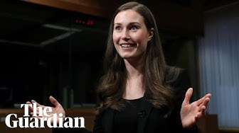 'There's no trick': Finland's Sanna Marin youngest PM in world