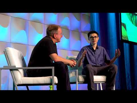 next-generation-of-linux:-zachary-dupont-meets-linus-torvalds