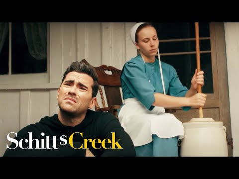 Leaving Schitt's Creek