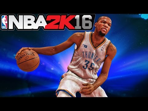 NBA 2K16 - Official Kevin Durant Fan-Made Trailer and Gameplay