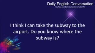 Conversas em Inglês para Iniciantes
