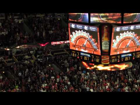 Chicago Bulls - NY Knicks - United Center Oct 31 2013 - Game End