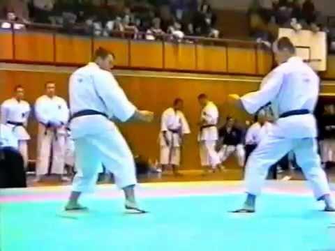Chempionship of Fudokan Europe 1997
