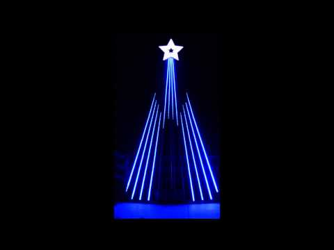 Christmas Musical Light Show Sequence for 12 CCR tree to Let it Go
