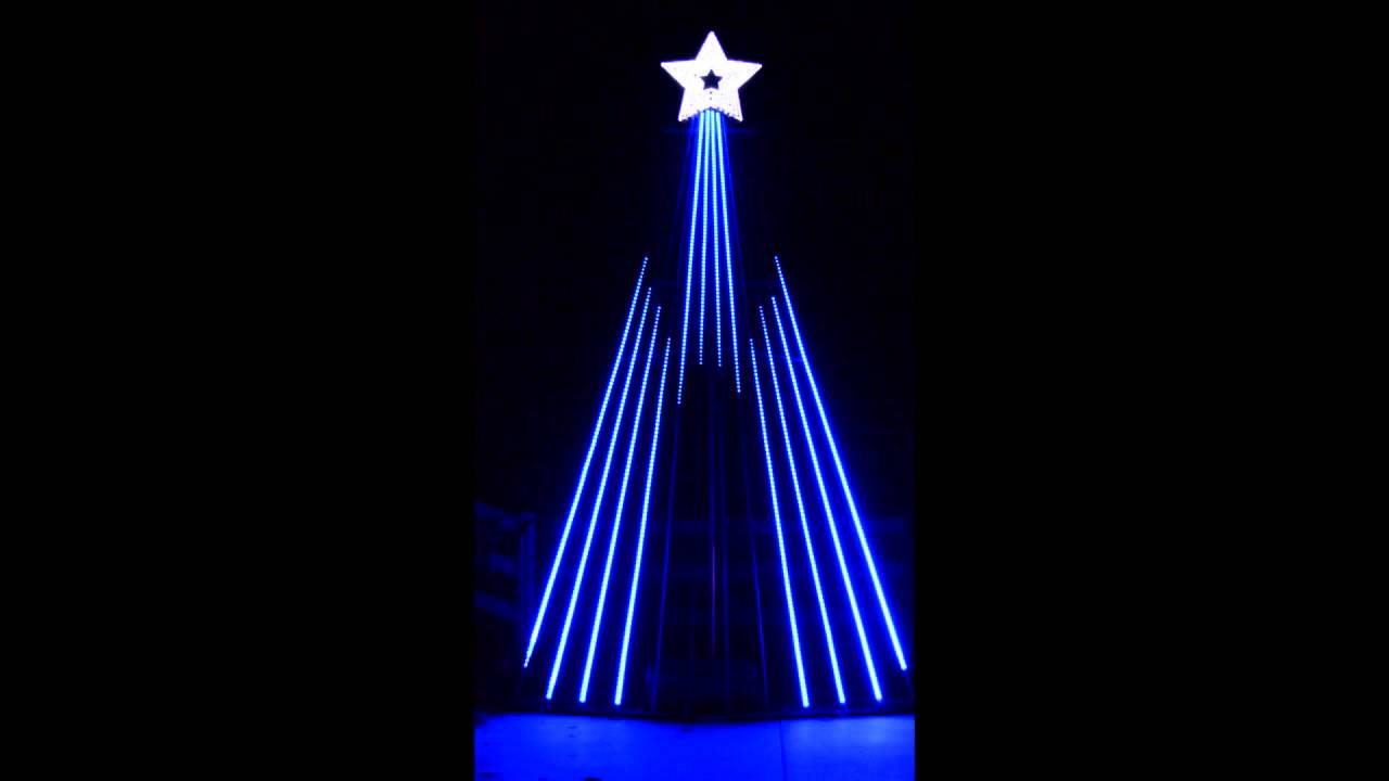 Christmas Musical Light Show Sequence For 12 CCR Tree To
