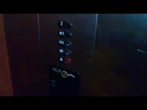 Elevator at SHV Offices in Centennial, Colorado