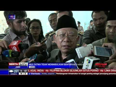 Polemik Fatwa Majelis Ulama Indonesia