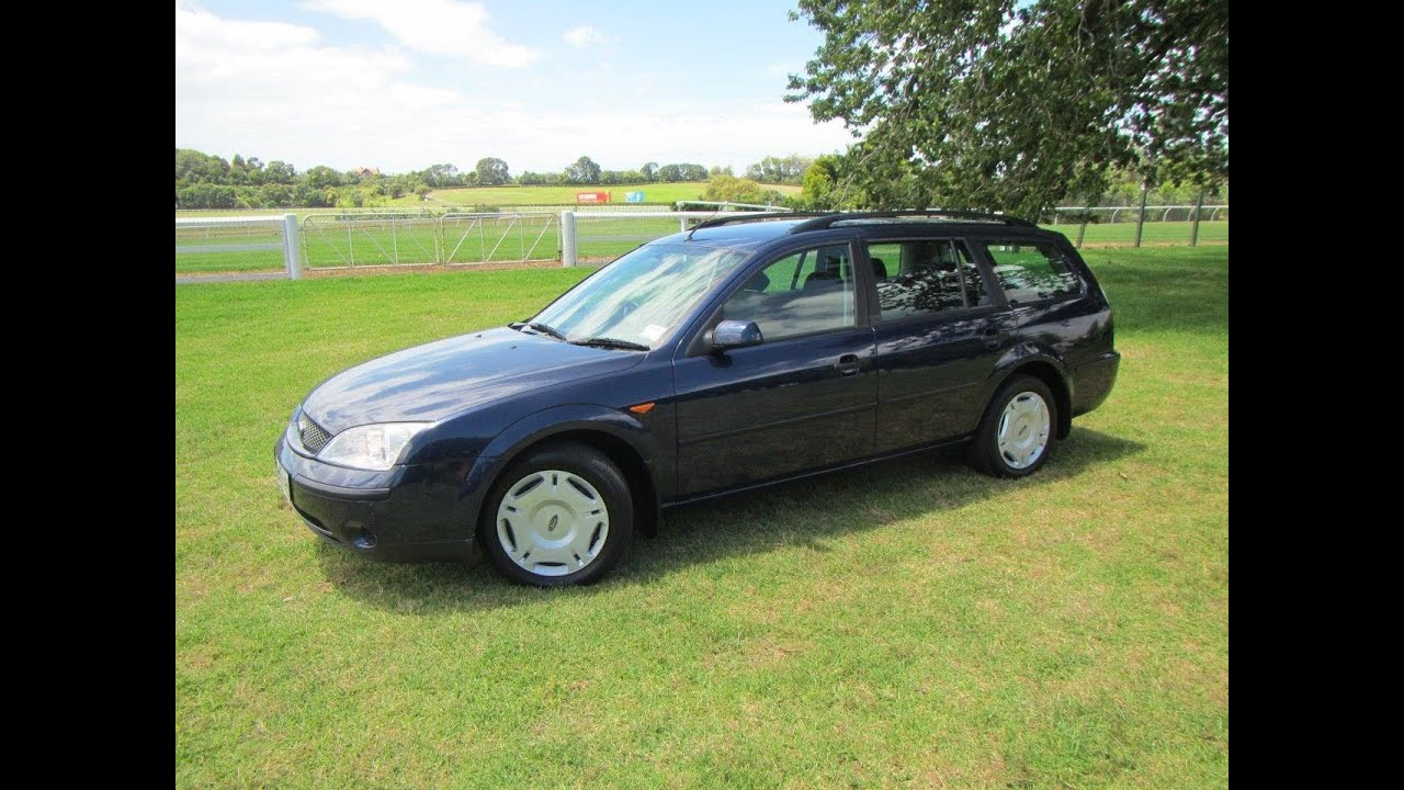 2003 ford mondeo nz new station wagon 1 reserve cash4cars cash4cars sold youtube. Black Bedroom Furniture Sets. Home Design Ideas