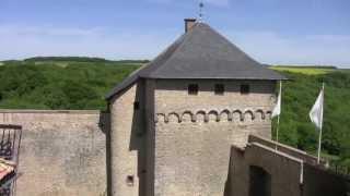 balade en Lorraine le 8 le chateau de Malbrouk