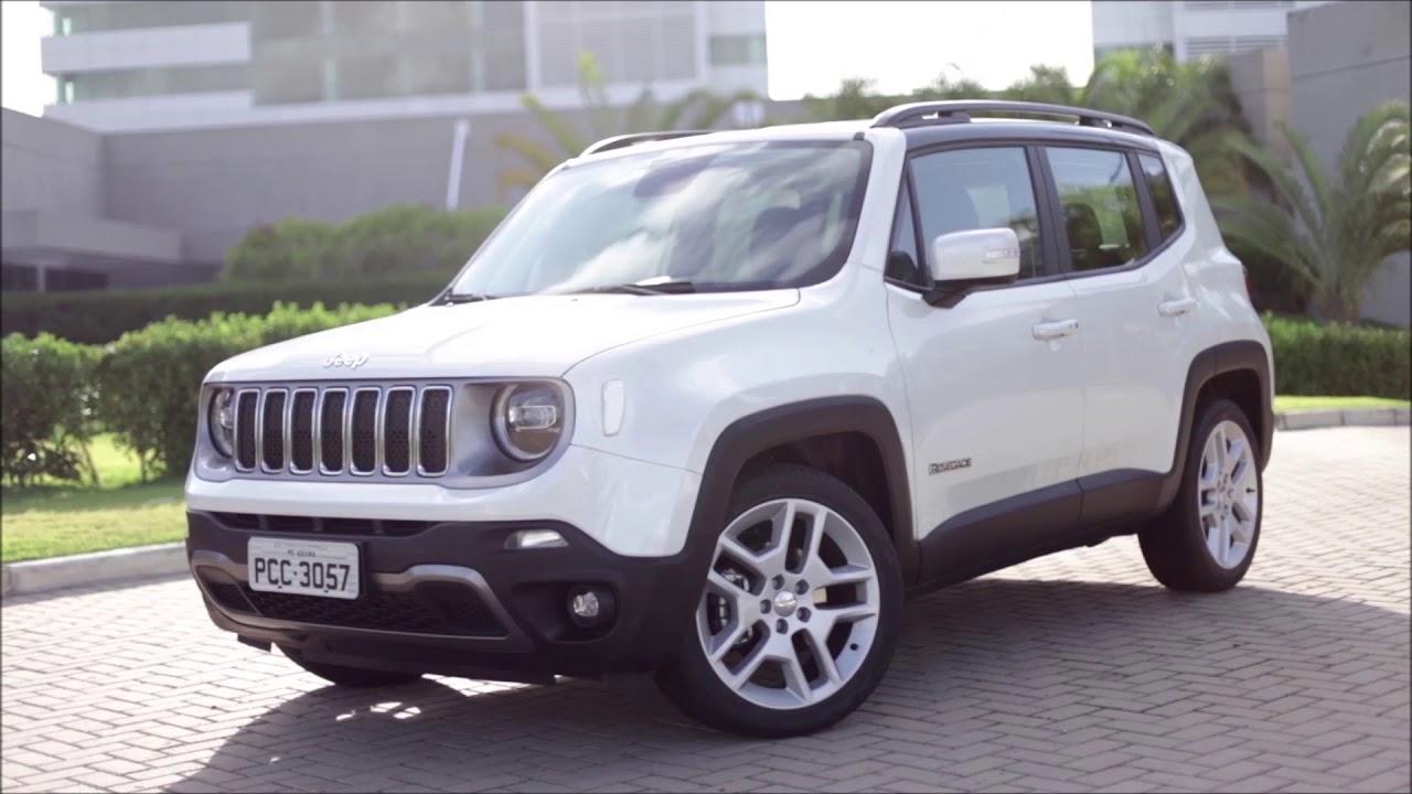 Novo Jeep Renegade 2019 Precos E Detalhes Brasil Www Car Blog Br Youtube