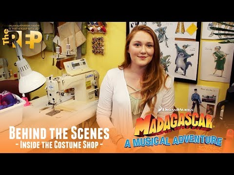 "Orlando REP | Behind the Scene of ""Madagascar - A Musical Adventure"""