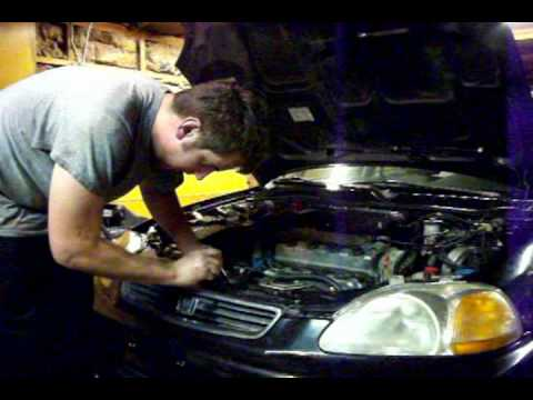 How to Fix That Rattling Noise in Your Honda Civic