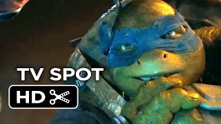 Teenage Mutant Ninja Turtles TV SPOT - New Face of Justice (2014) - Ninja Turtle Movie HD