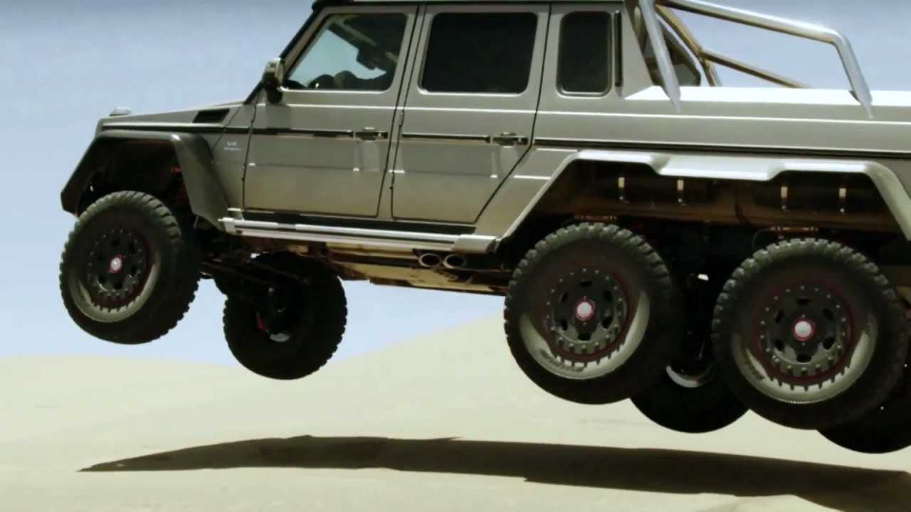 No mercy mercedes benz g 63 amg 6x6 hd youtube for Mercedes benz g 63 amg 6x6