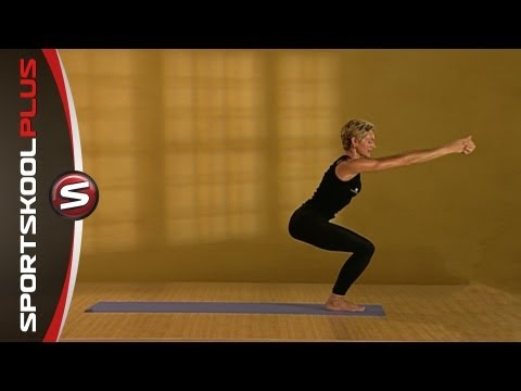 Yoga Fitness Fusion Workout with Kim Haegle