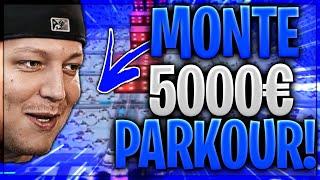 🤬🤣 MONTANABLACK & STEEL 5000€ PARKOUR Highlights! (NICHT RAGEN)   Fortnite Battle Royale