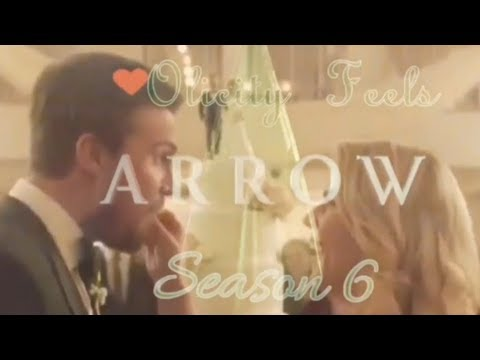 ➽The best of Olicity Feels ➼ Arr0w➷S6➹