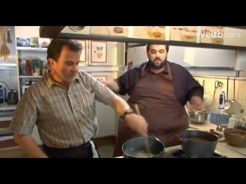 Los inicios de david de jorge de la mano de mart n for La cocina de david de jorge