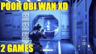 Star Wars Battlefront 2 - Iden Versio falls asleep on the Death Star XD  Gun heroes not as good now?