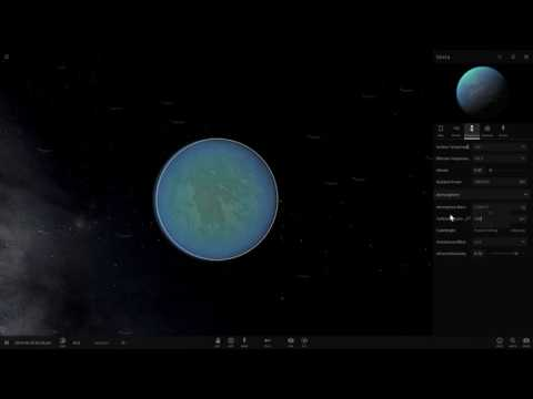 Terraforming Vesta - Largest Asteroid in Solar System - Universe Sandbox 2