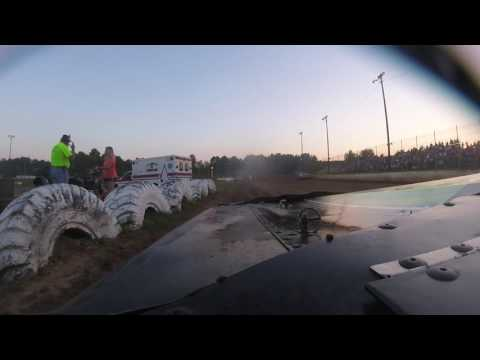 Super Stock hot laps at I-30 Speedway
